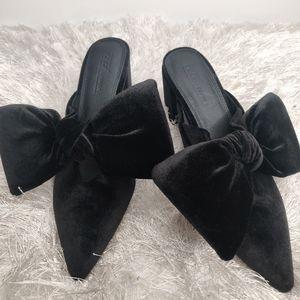 Asos sz 8 Bow heels